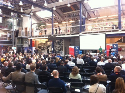 Nordic Startup Conference 2014
