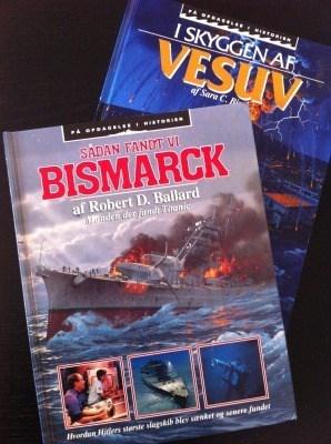 Bismarck og Vesuv