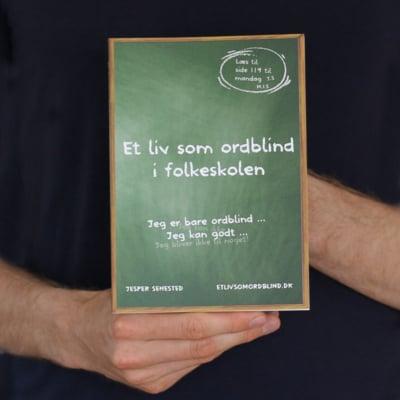 Bog: Et liv som ordblind i folkeskolen