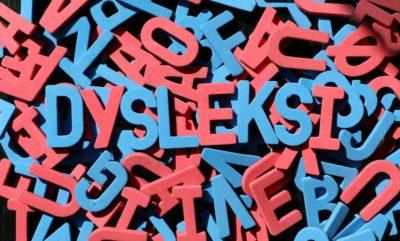 Dysleksi og bogstaver