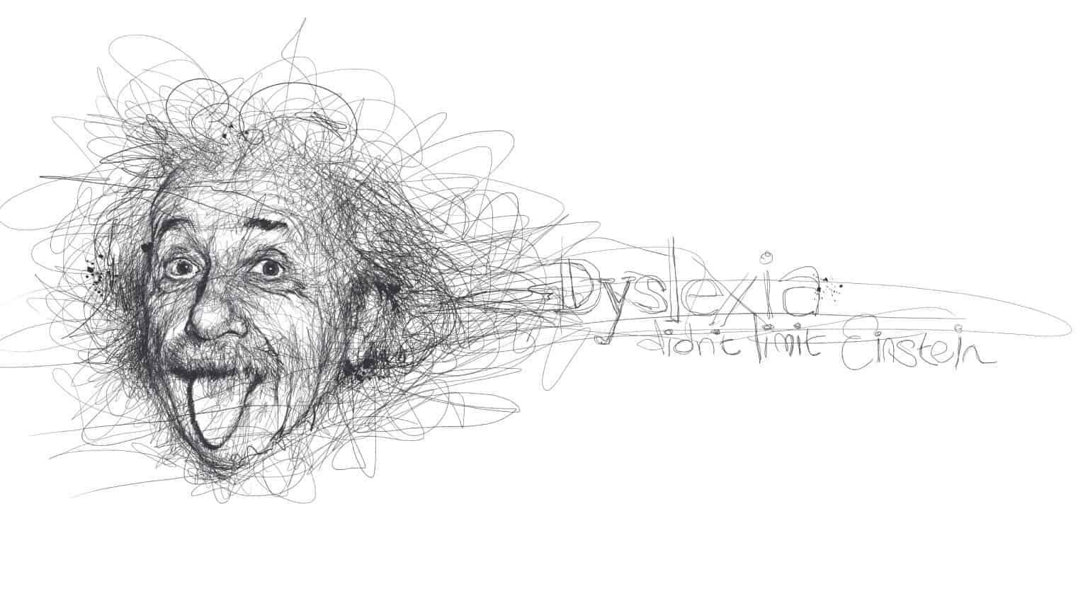 Vince Low Dyslexia Einstein