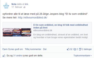 Nota etlivsomordblind.dk