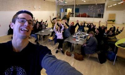 Foredrag-Hanebjerg-Skole-lærere-ordblindhed-Jesper-Sehested