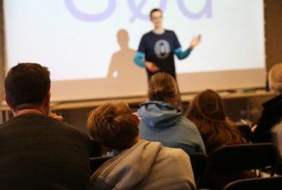 Foredrag om dysleksi - Jesper Sehested