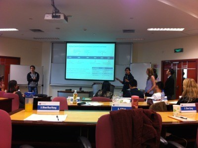 foredrag på Fudan