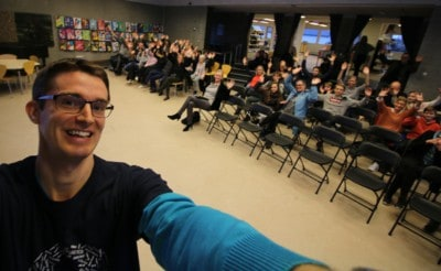 Foredrag om livet som ordblind i Dragør