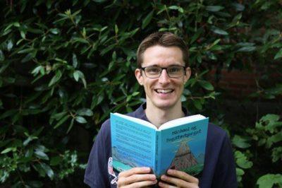 Jesper Sehested Jensen - Forfatter til Ordblindebogen