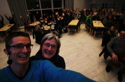 Jesper og Eva Sehested foredrag om livet som ordblind