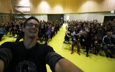 Foredrag om ordblindhed i Guldborgsund - Jesper Sehested