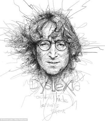 Vince Low - John Lennon