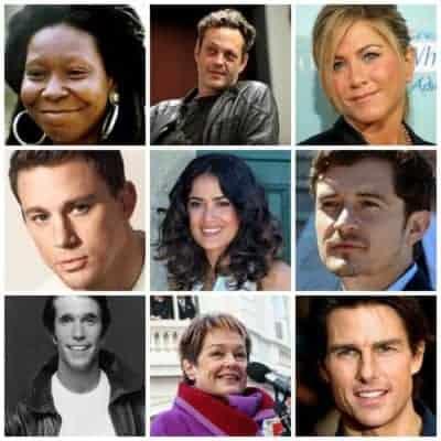 Kendte skuespillere som er ordblinde