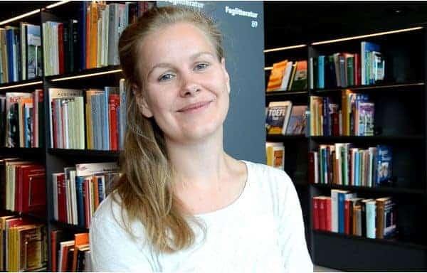 Mathilde Thougaard er ordblind
