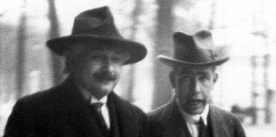 Bohr og Einstein