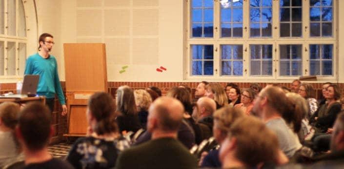 Foredrag om ordblindhed - Jesper Sehested