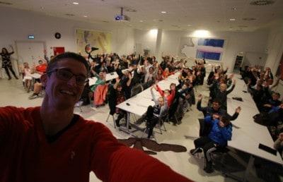 Ordblindeugen i uge 40 er der foredrag om ordblindhed - Jesper Sehested