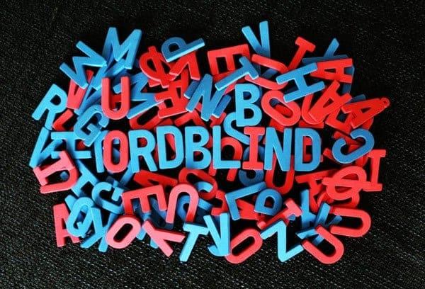 Ordblind er noget du altid er, men du kan blive bedre