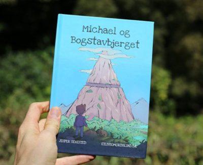 Michael og Bogstavbjerget kan også bruges i folkeskolen