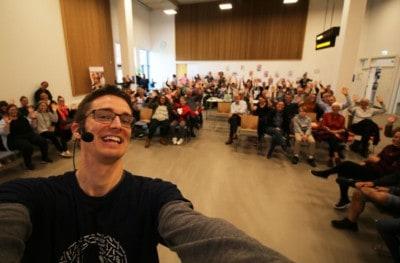 Foredrag-ordblind-Jesper Sehested - Sønderborg bibliotek