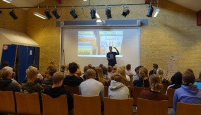 Jesper Sehested - ordblind, mentor, forfatter og foredragsholder
