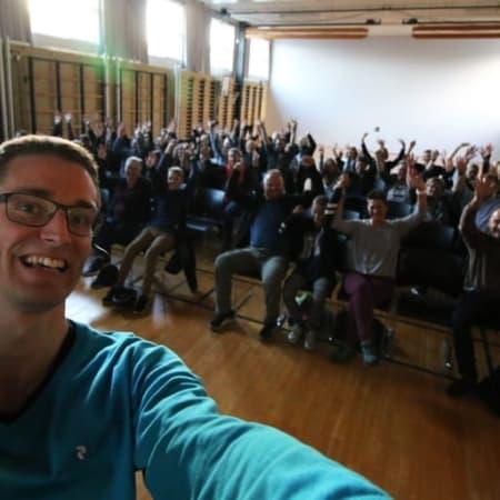 Foredrag i Ordblindeugen uge 40 af Jesper Sehested