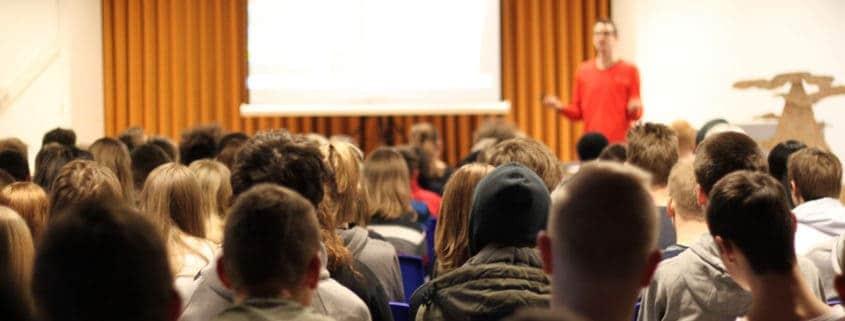 Jesper Sehested foredrag om ordblindhed