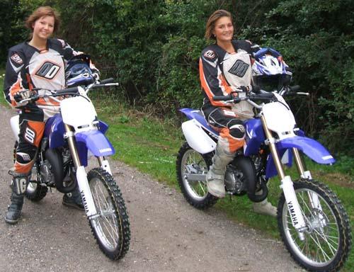 Rågelund Efterskole motocross-hold