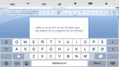 Teamviewer og iPhone