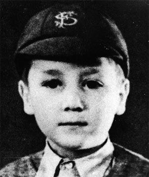 John Lennon som barn