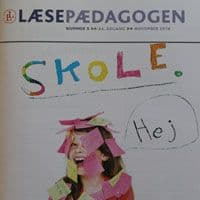 Vejen med ordblindhed i rygsækken - Læsepædagogen nr. 5