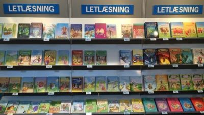 Letlæselige bøger