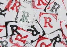 """Det manglende """"R"""""""