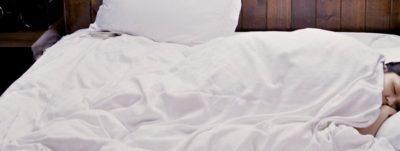 Ud af sengen