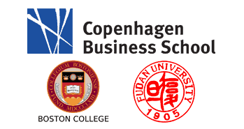 CBS, Boston College og Fudan University